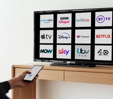 Digital TV services